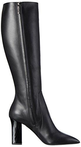 Pollini Bottes Femme Shoes Noir Haute 000 WqwHYqr5