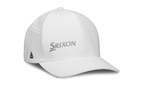 (Srixon Z Delta Cap, White, Small/Medium)