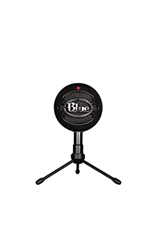 Blue Microphones Snowball iCE Microphone à condensateur Cardioïde Noir (Musical Instruments & Accessories)
