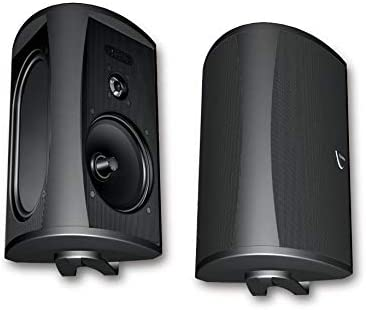 Bundle Pair Black Definitive Technology AW 5500 Outdoor Speakers