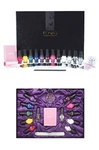 Konad Set - Konad Stamping Luxurious Collection SET #1 for Professional Results