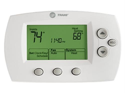 - American Standard Programmable Thermostat, ACONT602AF22MA / THT02505 / THT-2505 Replaced by TCONT602