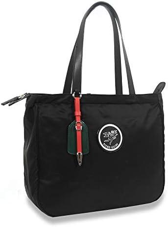 PIERO GUIDI , Sac pour femme à porter à l'épaule noir 37x31x12
