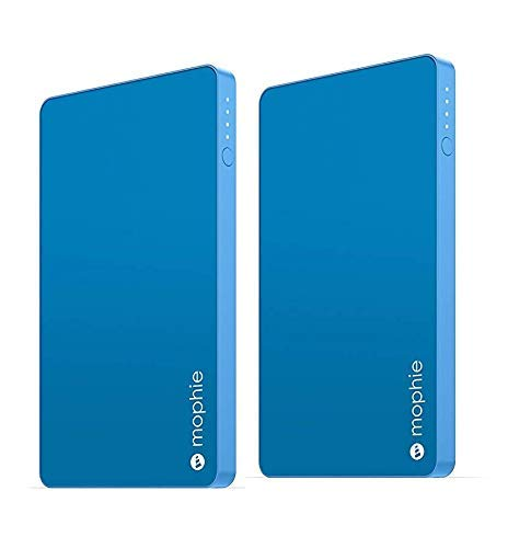 best loved 7a144 96465 Mophie Powerstation Mini External Battery for Universal Smartphones and  Tablets 3,000mAh - Blue (2 Pack)