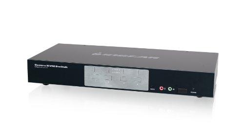 IOGEAR 4-Port Dual-Link DVI Secure KVM Switch, GCS1214TAA ()