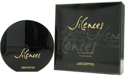 Silences by Jacomo 100ml EDP Spray for