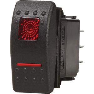 Blue Sea Systems 7930 Water Resistant Contura Switch ()