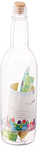 Invitation In A Bottle (each) - Party Supplies