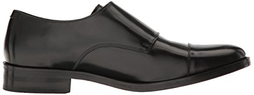 Cole Haan Mens Madison Dubbel Munk Ii Oxford Svart