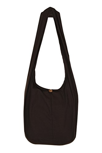 Hippie Bag Monk Sling Brown Thai 7Uwxgnn