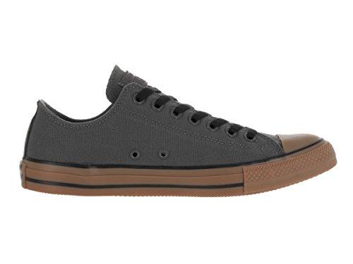 Converse Unisex Chuck Taylor Ox Thunder / Gum Basket Shoe 3.5 Uomini Us / 5.5 Donne Us