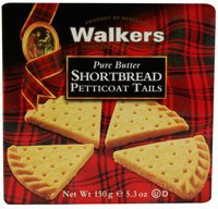 Walkers Shortbread Petticoat Tails -- 5.3 oz by Walkers
