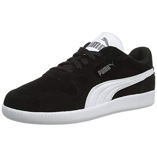 chollos oferta descuentos barato PUMA ICRA Trainer SD Zapatillas para Hombre Negro Black White 45 EU