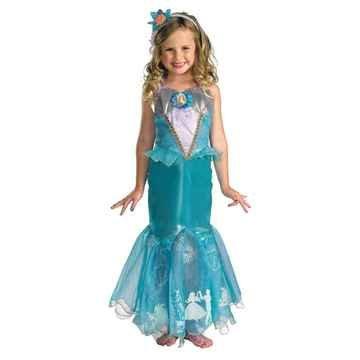 [Storybook Ariel Prestige Child Costume - Medium] (Storybook Ariel Prestige Kids' Costumes)