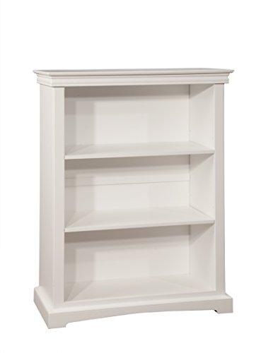 Bolton Furniture 8660500 Cambridge Bookcase, White