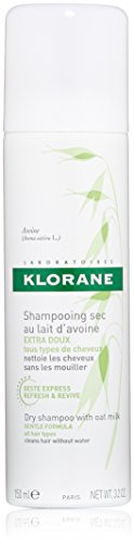 Klorane Dry Shampoo with Oat Milk For All Hair Types
