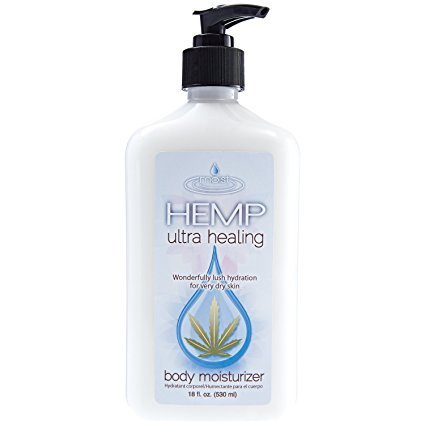 Moist Hydrating Moisturizer (Moist Hemp Moist Hemp Ultra Healing Body Moisturizer)