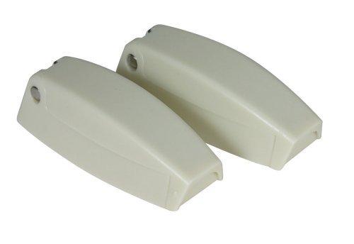 Camco 44163 Baggage Door Catch - 2 pack (Beige) Color: Beige, Model: 44163, Outdoor&Repair Store by Hardware & Outdoor