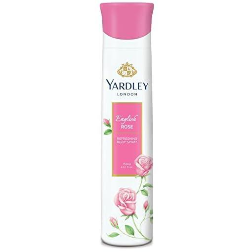 Yardley London English Rose Refreshing Deo For Women