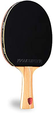 JOOLA Omega Control - Tournament Peformance Ping Pong Paddle - Table Tennis Racket for Advanced Training with