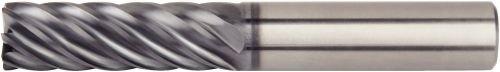 7FL 0.06 Radius 1 Cutting Diameter WIDIA Products Group 5971457 AlTiN Coating Carbide 0.06 Radius RH Cut WIDIA Hanita 7V1E25008CV VariMill III ER 7V1E HP Finishing End Mill 1 Cutting Diameter Safe-Lock