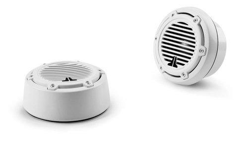 JL Audio M100-CT-CG-WH 1'' Silk Dome Marine Tweeters