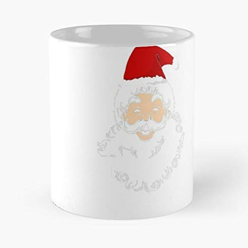 Merry Christmas Ugly Sweater T Shirt Gift - Morning Coffee Mug Ceramic Novelty Holiday 11 Oz