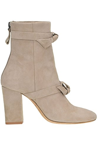ALEXANDRE Suede Grey MCGLCAS04007I BIRMAN Boots Ankle Women's rHIqrB