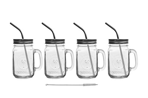 Handles Straws Brimley Drinking Glasses product image