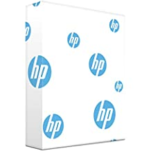 HP Printer Paper, Office20 Paper, 8.5 x 11, 3 Hole Punch, Letter Size, 20lb, 92 Bright, 1 Ream / 500 Sheets (113102R) Acid Free Paper