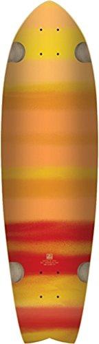 Chromantic Deck Globe - Globe Chromantic Deck - 9.75x33 Tequila Tailpad