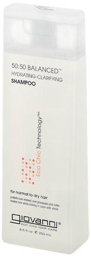 Giovanni 50:50 Balanced Hydrating-Clarifying Shampoo -- 1 Ga