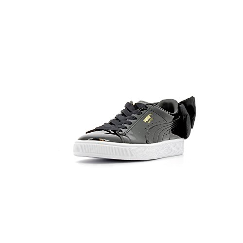 Basket Basses Stars Fille Puma Sneakers Heart Jr Black Hfq4nnzS