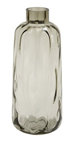 "Deco 79 99835 Glass Vase, 6"" x 15"" - 15inch decorative product Suitable to be use as decorative items This product is manufactured in China - vases, kitchen-dining-room-decor, kitchen-dining-room - 31Jun2VEp3L -"