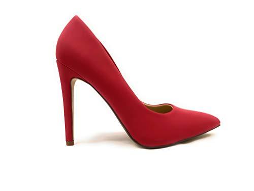 Punainen kengät Muoti Päivämäärään Naisten H Pu Pumput Herkullinen 4Yq7Unx