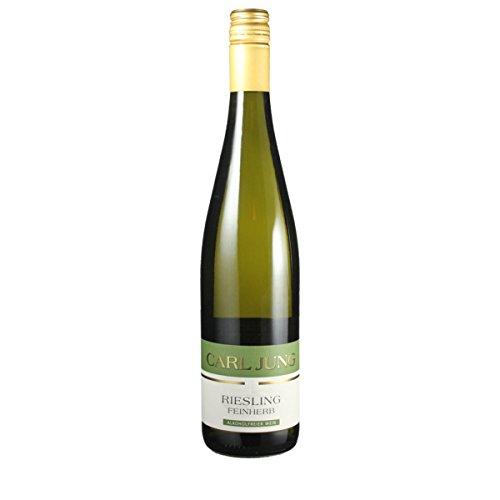 Carl-Jung-GmbH-Riesling-feinherb-Alkoholfreier-Wein-075-Liter