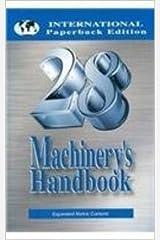 Machinery Handbook 28 (Paperback) Paperback