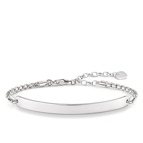 Thomas Sabo Love Bridge, Femmes bracelet, Argent sterling 925