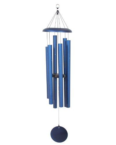 Corinthian Bells 44-inch Windchime, Midnight Blue