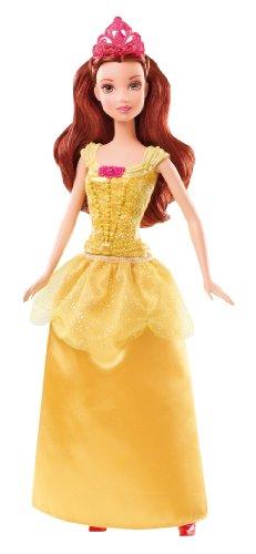 Mattel Belle Doll - Disney Princess Sparkling Princess Belle Doll