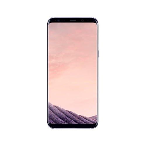 chollos oferta descuentos barato Samsung Galaxy S8 Smartphone libre de 5 8 QHD 4 G Bluetooth Octa Core S 64 GB memoria interna 4 GB RAM camara de 12 MP Android Gris orquídea Versión española