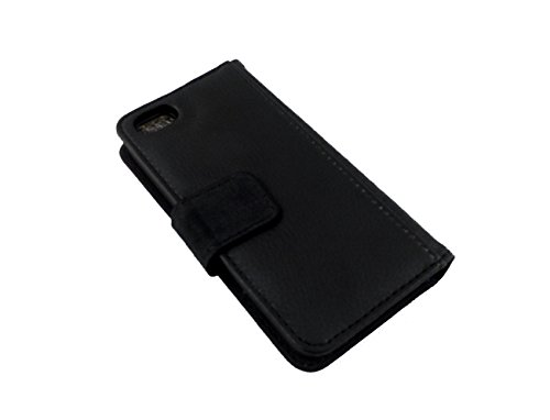 Jacks Outlet JOI-BWCBAVI7P-01 Composition Book-Tm Phone Case with Closing Flip Cover and Credit Card Slots for the Apple iPhone 7 Plus by Jacks Outlet (Image #2)