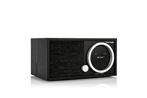 Tivoli Audio Model One Digital FM/DAB+ Radio Bluetooth WiFi zwart/zwart
