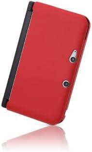 【3DS LL用】任天堂公式ライセンス商品 ラバーコーティング・アーバン・ハードジャケット(レッド)