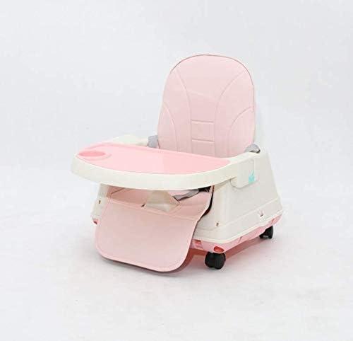 MOLLYNANA - Trona para niños, portátil, multifunción, silla para ...
