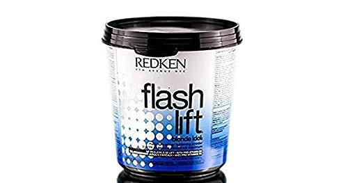 Redken Flash Lift Lightener 32 oz (Quick Blue Bleach And 30 Developer Ratio)