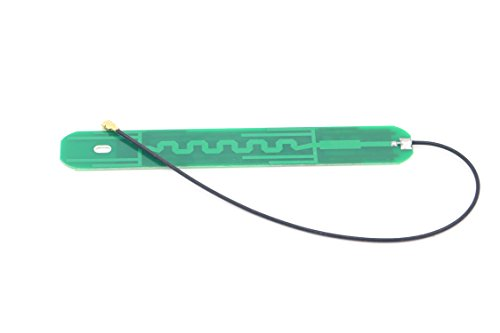 Smakn 8Db 2 4G 5 8G Gain Antenna  Ipex Interface  Pcb With 3M