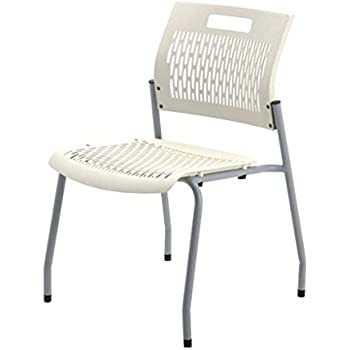 FlexOne Stacking Chair - Bone