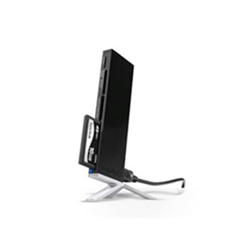 - Dranetz FLASHREADER-USB Compact Flash Data Card Reader, USB