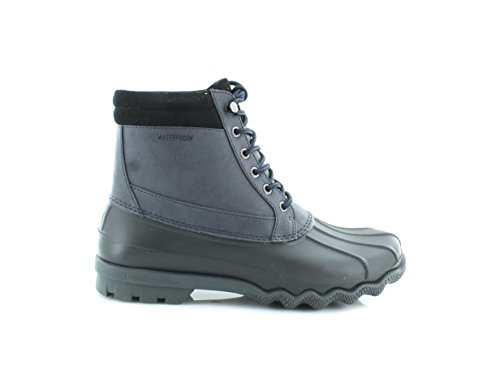 Sperry Mens Brewster WP Boot Grey, 7.5 M US